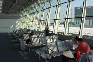 Mniej pasażerów na Lotnisku Chopina