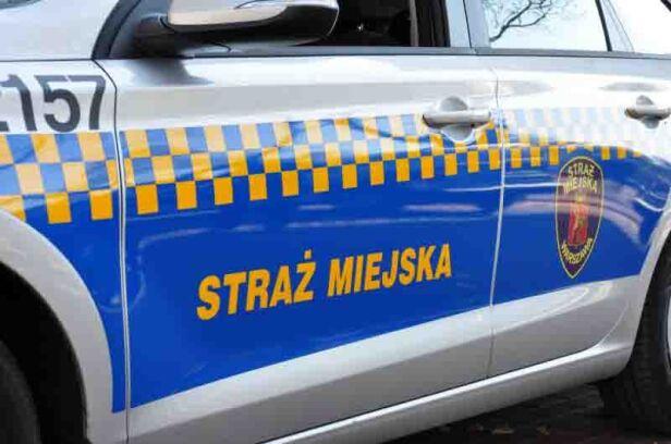 Straż miejska (zdjęcie ilustracyjne) straż miejska