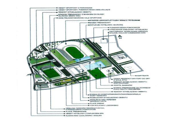 Stadion zostanie przebudowany  UM