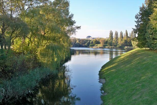 Ochockie ŚDM odbędą się w parku Szczęśliwickim Panek / Wikipedia (CC BY 3.0)