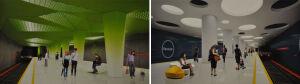 Tak będą wyglądać nowe stacje metra