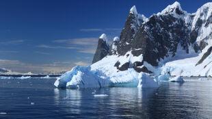 Na Antarktydzie tak ciepło jeszcze nie było.Słupki rtęci sięgnęły 17,5 st. C