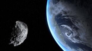 """Niedaleko Ziemi przeleciała asteroida. """"Potencjalnie niebezpieczna"""""""