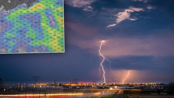 Po weekendzie pogoda pokaże gwałtowne oblicze. Możliwe są burze w całym kraju